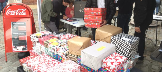 Tønder: – Vi fik godt 500 julepakker…..det er bare så fantastisk….