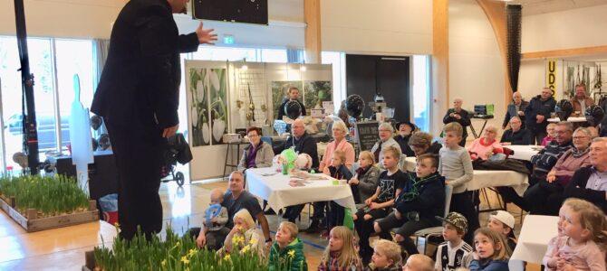 Forårsmessen i Tønder – kig ind i dag og få en god søndag