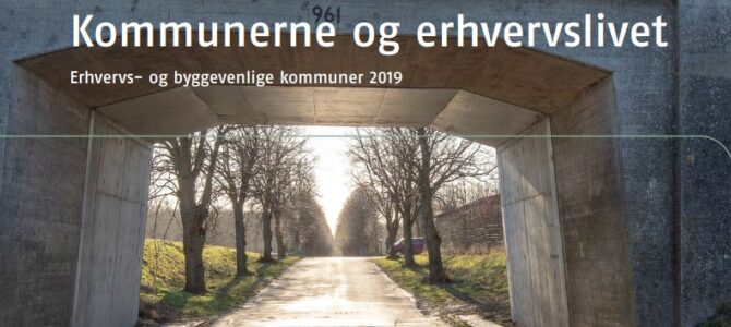 Tønder i top 10 over Danmarks mest erhvervsvenlige kommuner