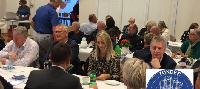 – Tønder Midtby: Mødet er startet