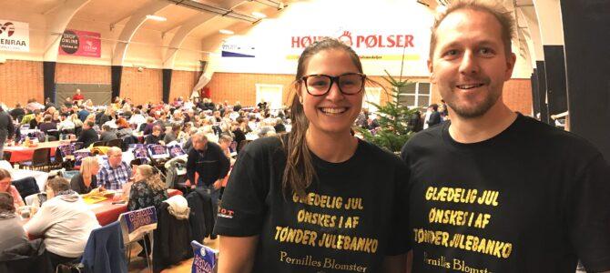 SE VIDEO – Julebanko i Tønderhallerne
