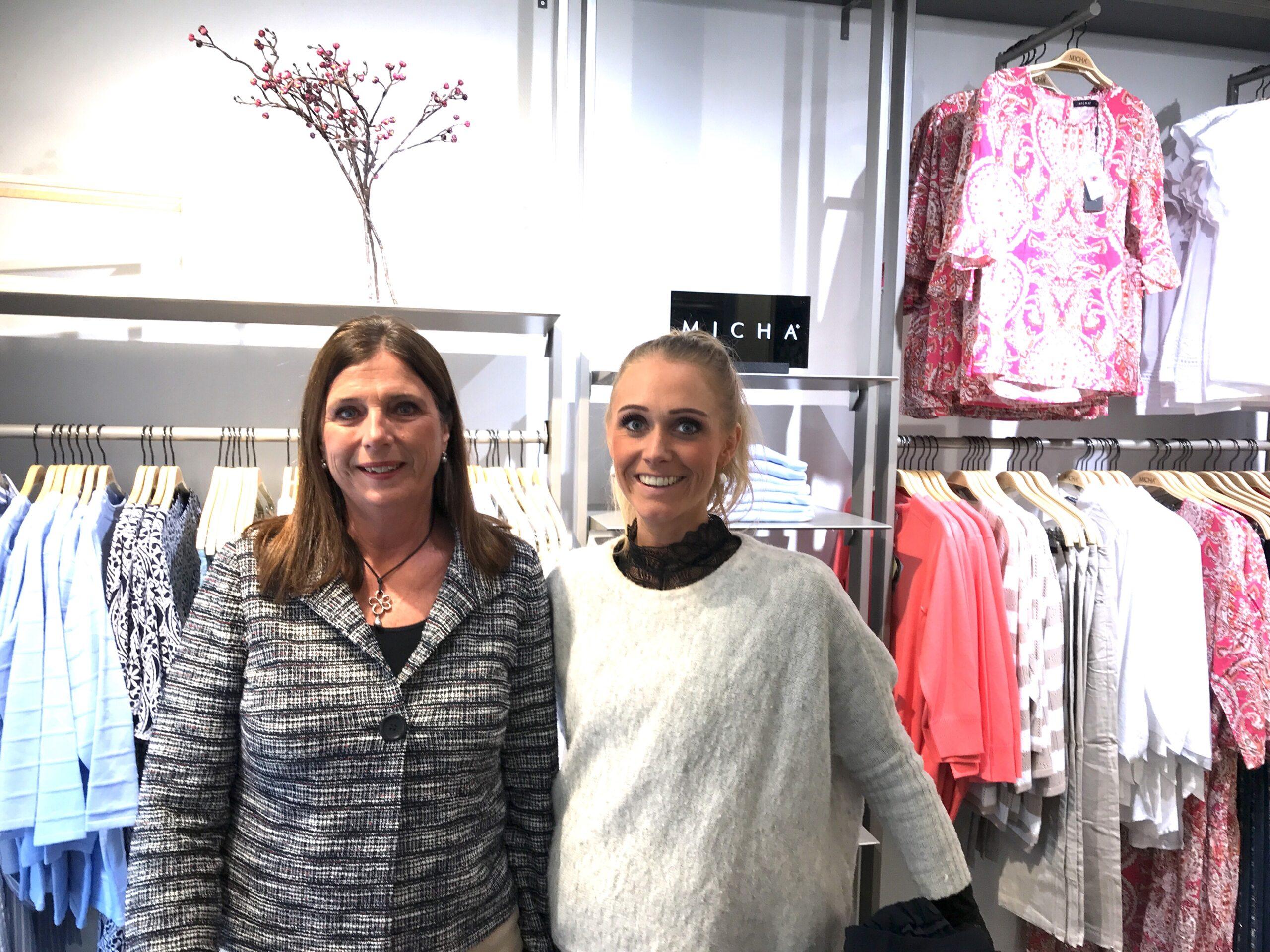 TØNDER: Ny modeforretning åbnede i dag