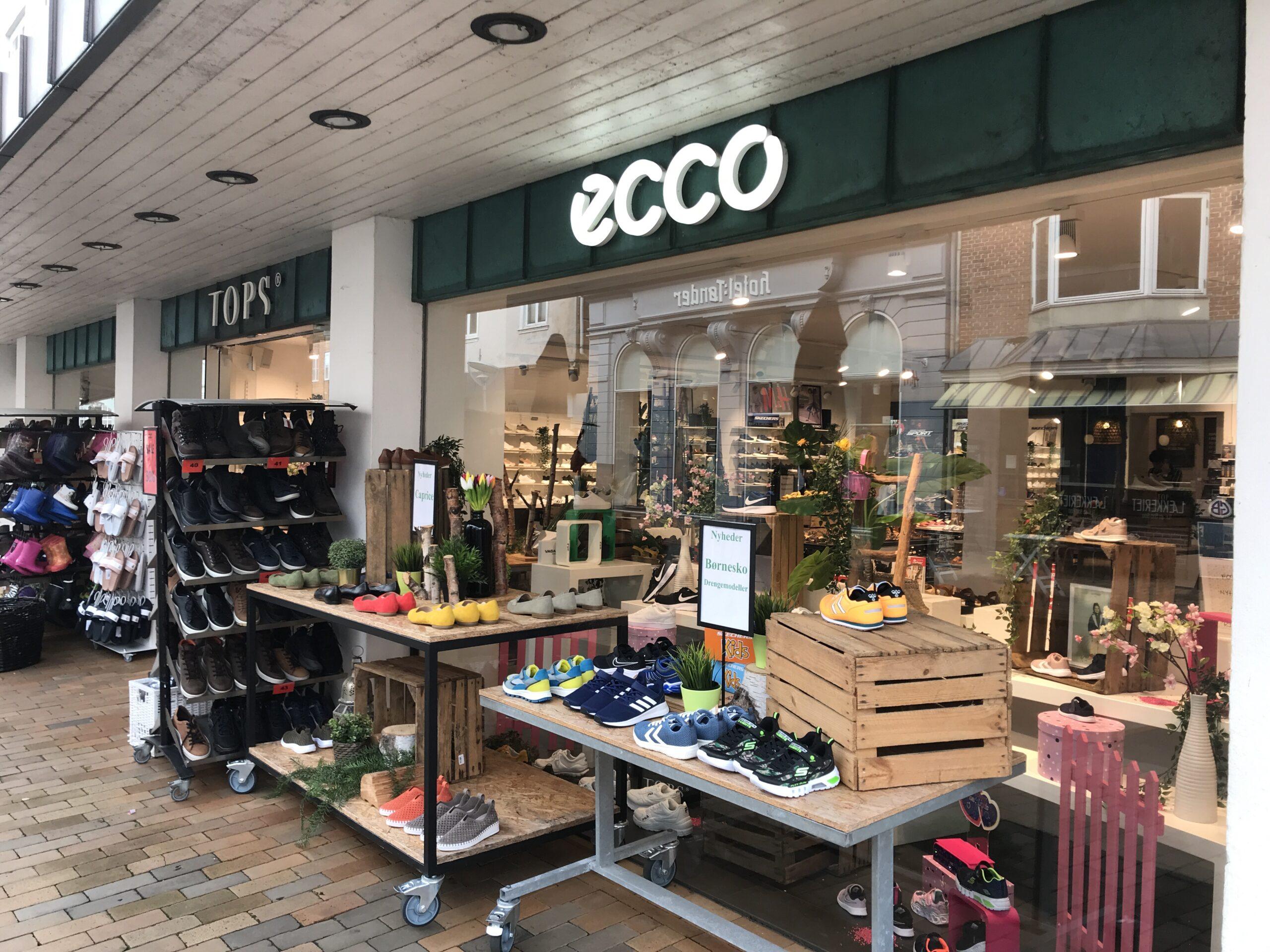 TØNDER: Butikker og spisesteder/restauranter/cafeer har åbent