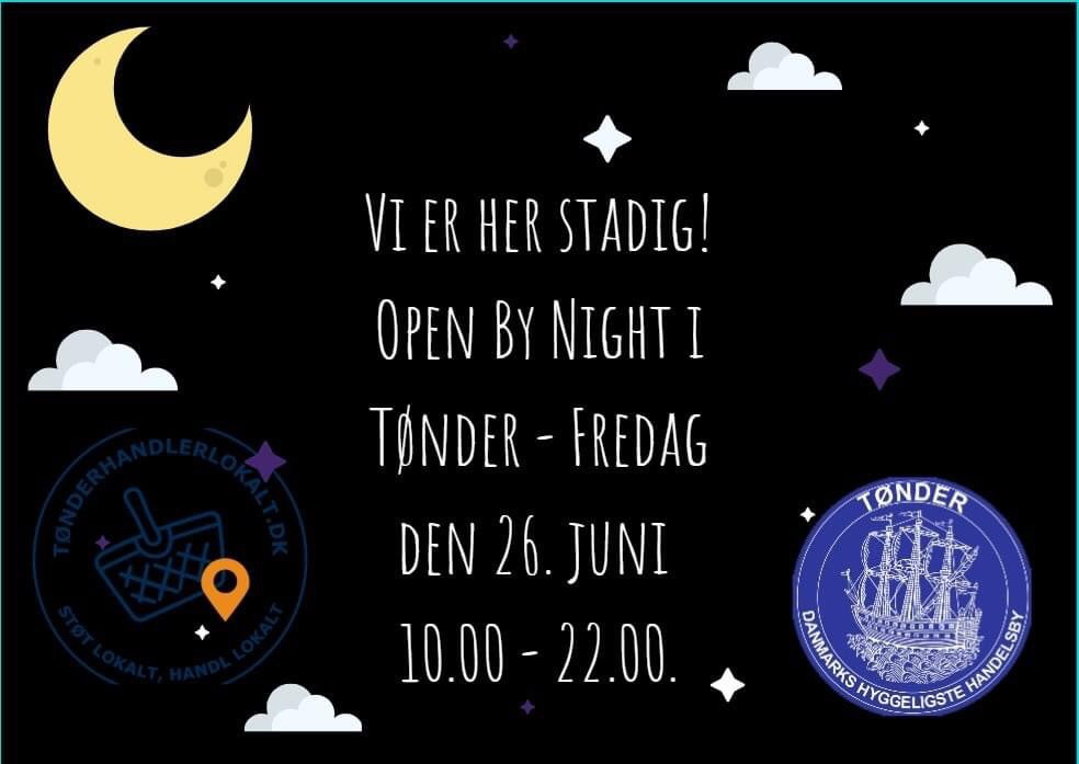 Open By Night i Tønder