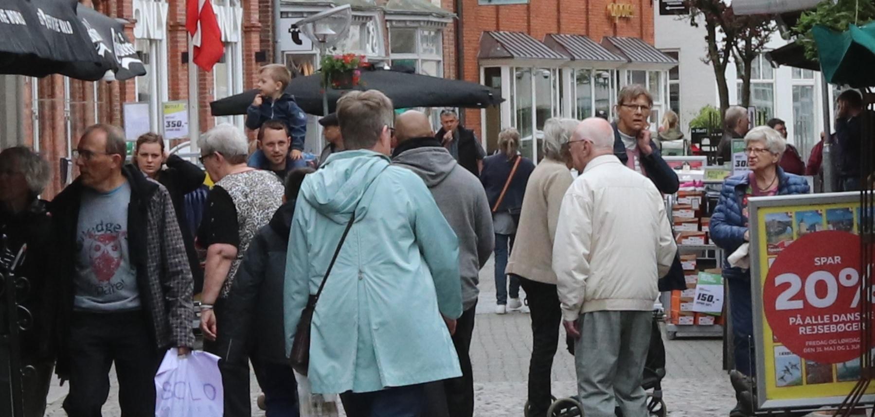 Tønder holder længe åbent på den tyske Genforeningsdag