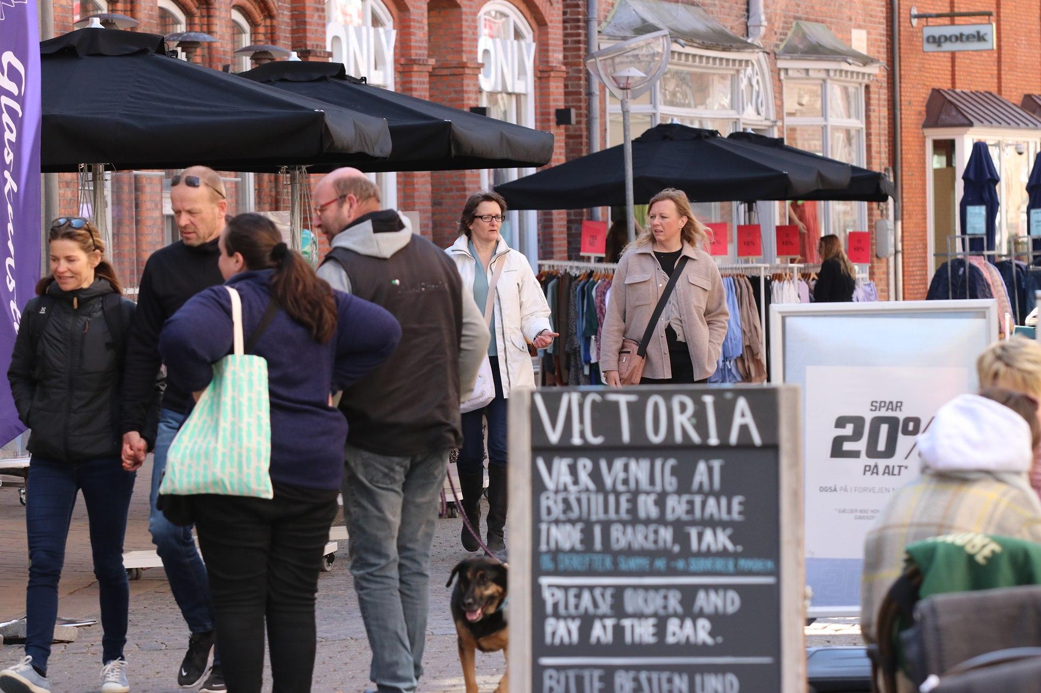 TØNDER: 10.000 gode grunde til en shoppingtur på gågaden i dag